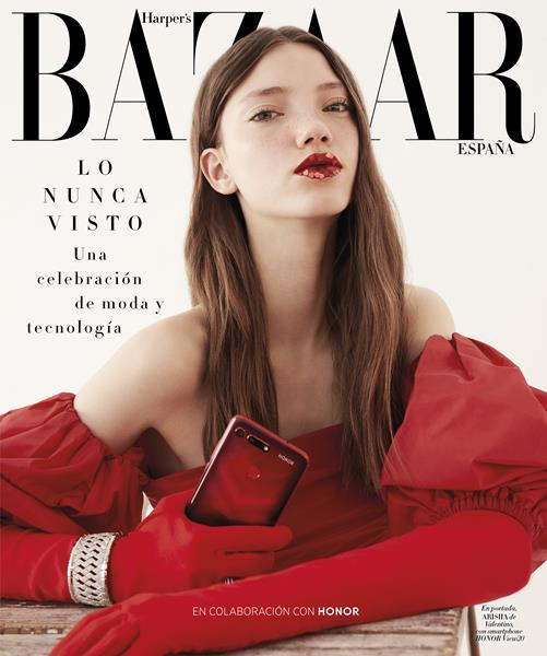 Harper's Bazaar Spain - Catch my eye