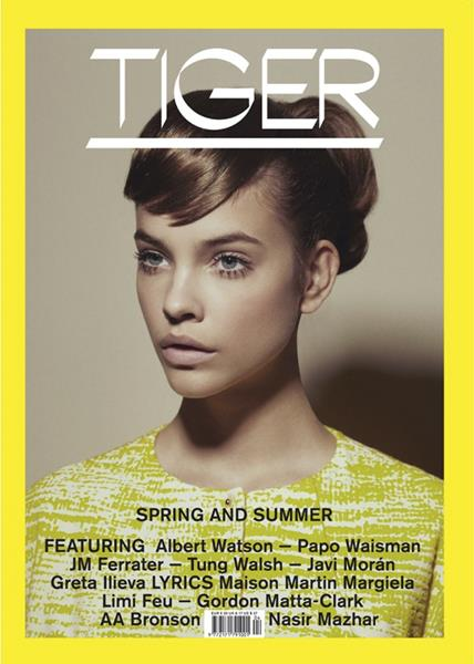 Tiger Magazine If you want me, just whistle